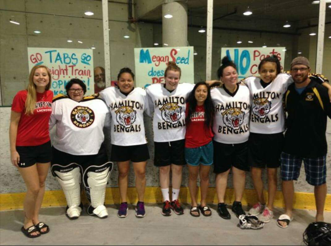 OWBLL Women's Lacrosse League Day