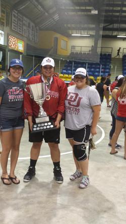 2014 Jr Women's Team Ontario