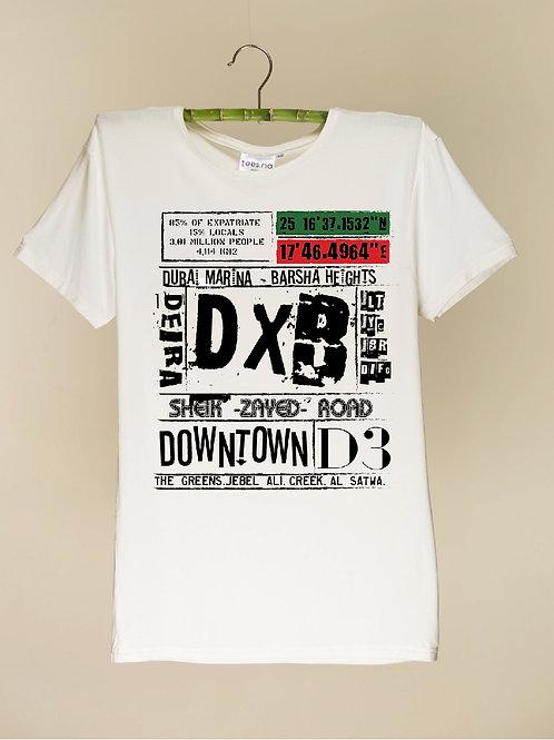 DXB billboard