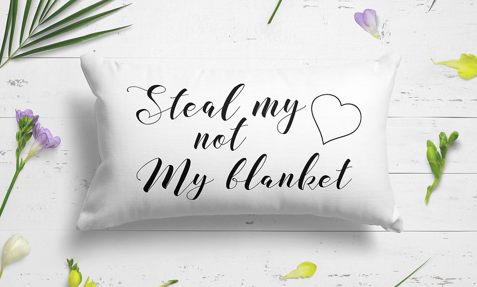 Steal my blanket