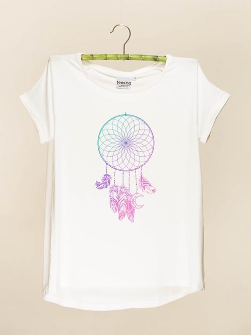 Watercolor dreamcatcher