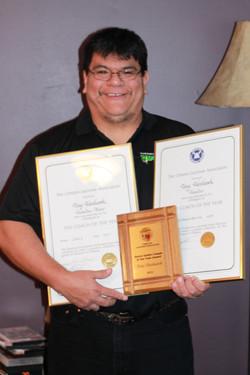 Tony Henhawk and his Awards