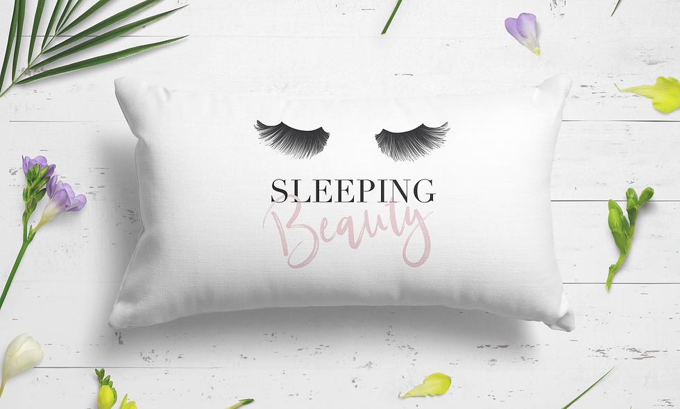 Sleeping Beauty dream pillowcase
