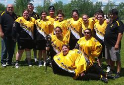 2014 Hamilton Womens Lacrosse Team