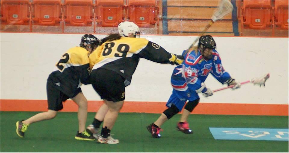 Hamilton Women's Lacrosse 2014