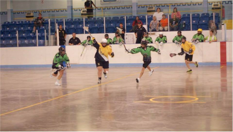 Hamilton Bengal Womens Lacrosse Team
