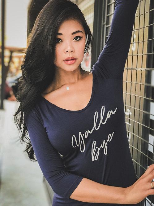 Yalla bye bamboo dress