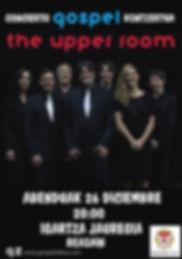 KARTELA THE UPPER ROOM BEASAIN 2017-01.j