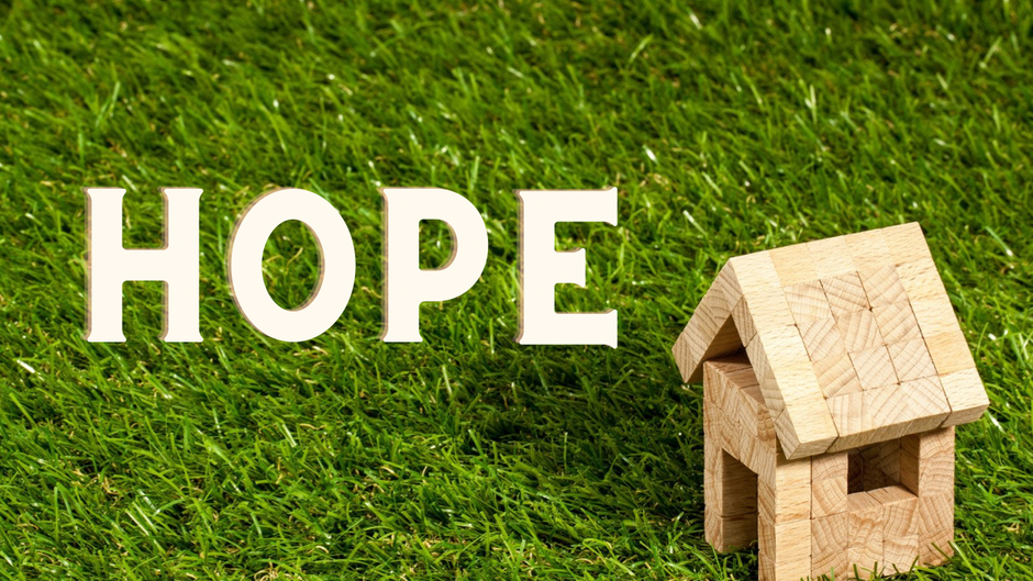 The power of hope is believing in the impossible
