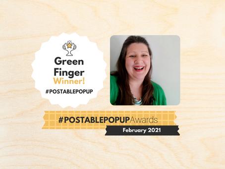 #Postablepopup Winners... Meet Lisa!
