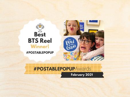 #Postablepopup Winners, Meet Amy!