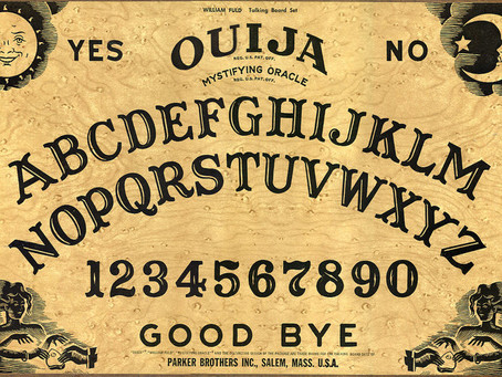 Oprah and the Ouija Board Faith