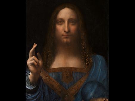 Leonardo da Vinci procurando emprego, muito antes da Sotheby's