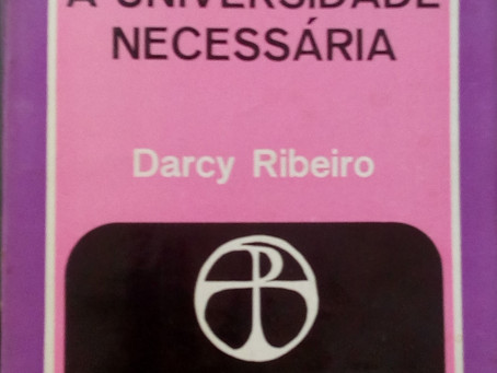 Darcy Ribeiro e o corte da Capes