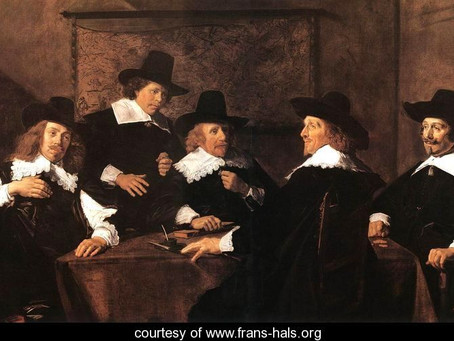 Frans Hals: O Drama da Pintura