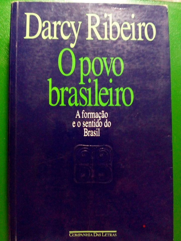 O povo brasileiro, Darcy Ribeiro