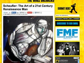 Scheufler: The Art of a 21st Century Renaissance Man