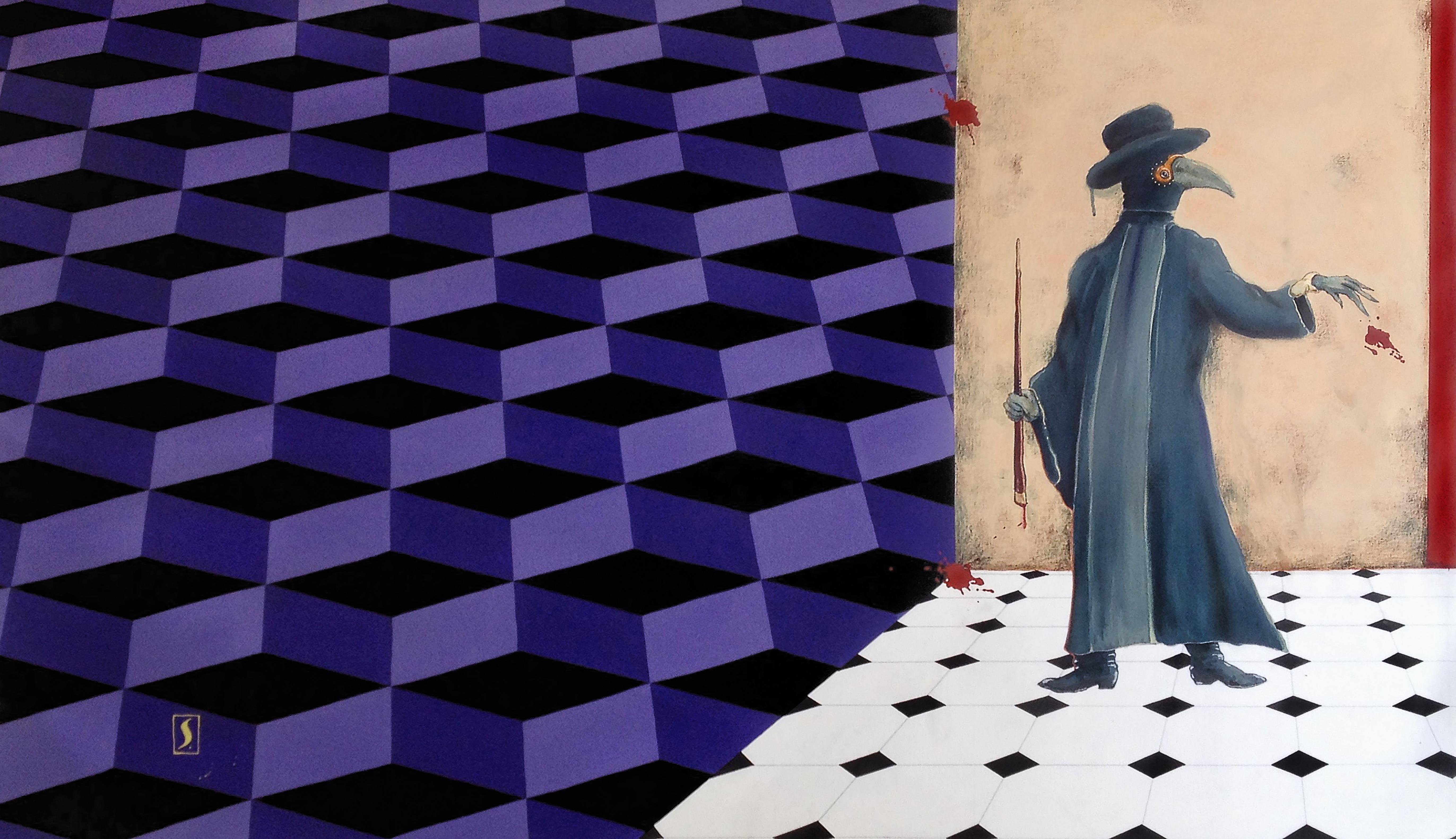 Solitude nº4: Crônicas do ano da peste