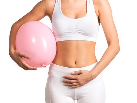 Avoid feeling bloated