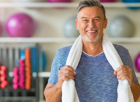 Mistakes Men Over 50 Make with their Fitness