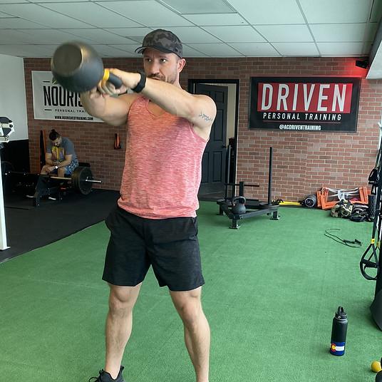 Denver Personal Trainer Alex Carneiro