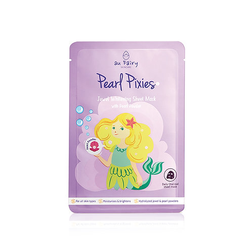Pearl Pixies Whitening Mask