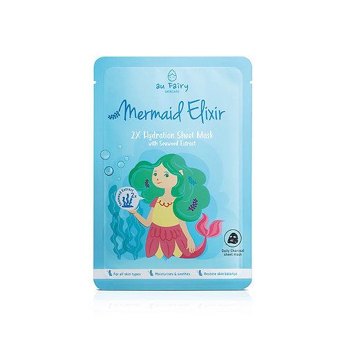 Mermaid Elixir Deep Moisturizing Mask