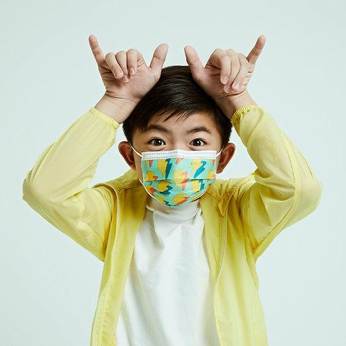 Medical Mask For Kids -Pattern