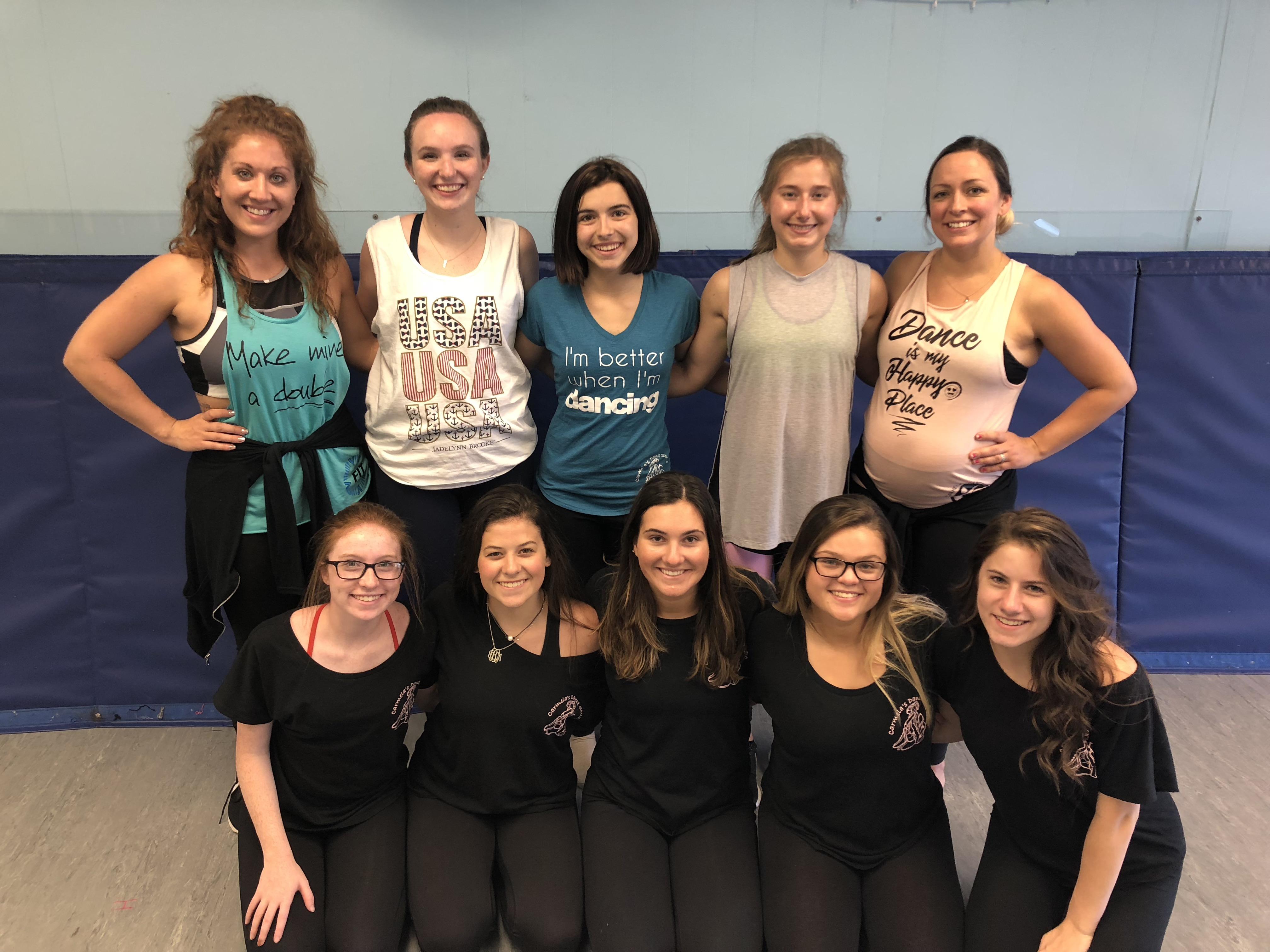 Dance Camp Teachers & Interns 2018