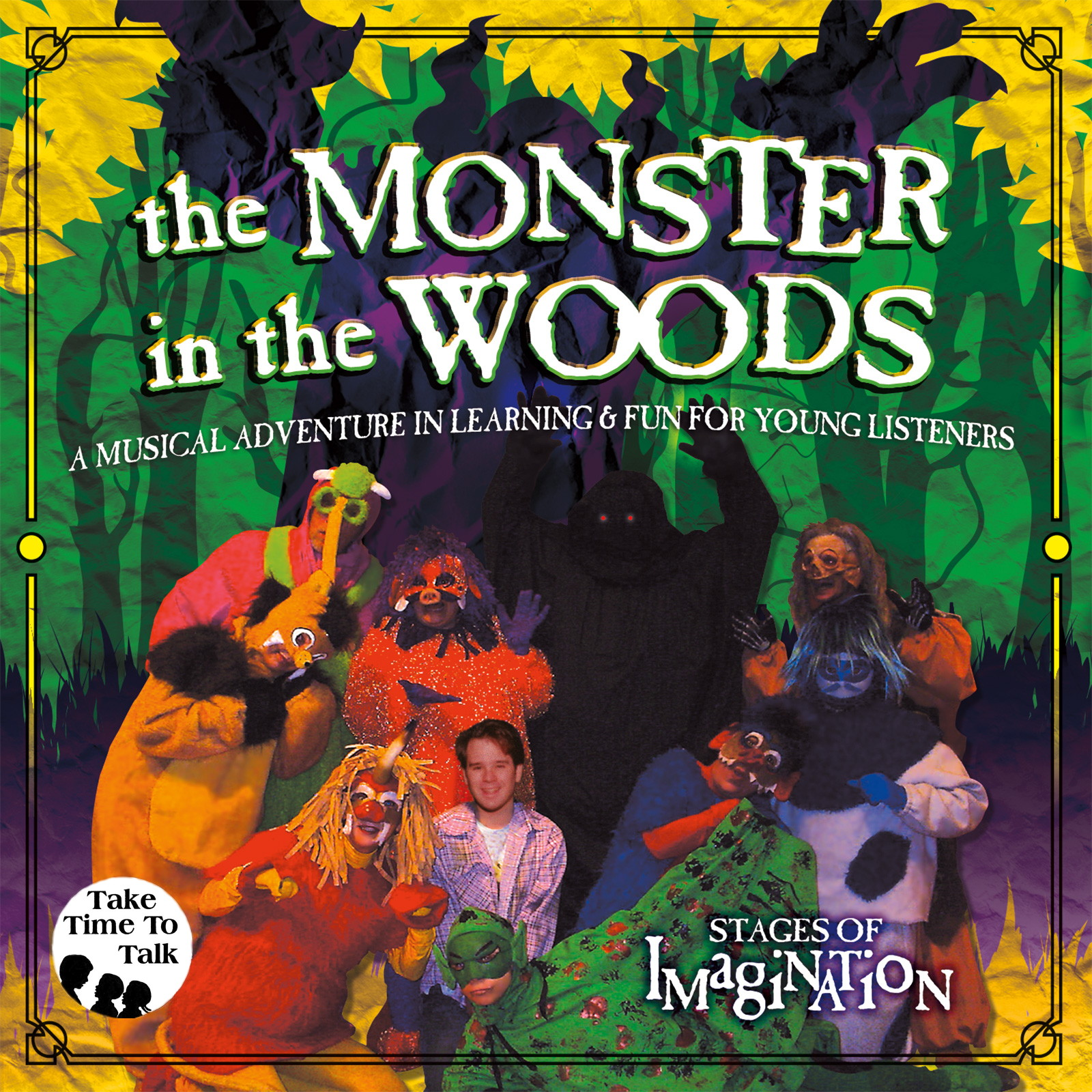 The Monster in the Woods
