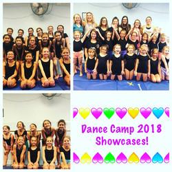 Dance Camp 2018