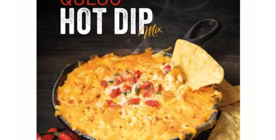 Skillet Southwest Queso Hot Dip