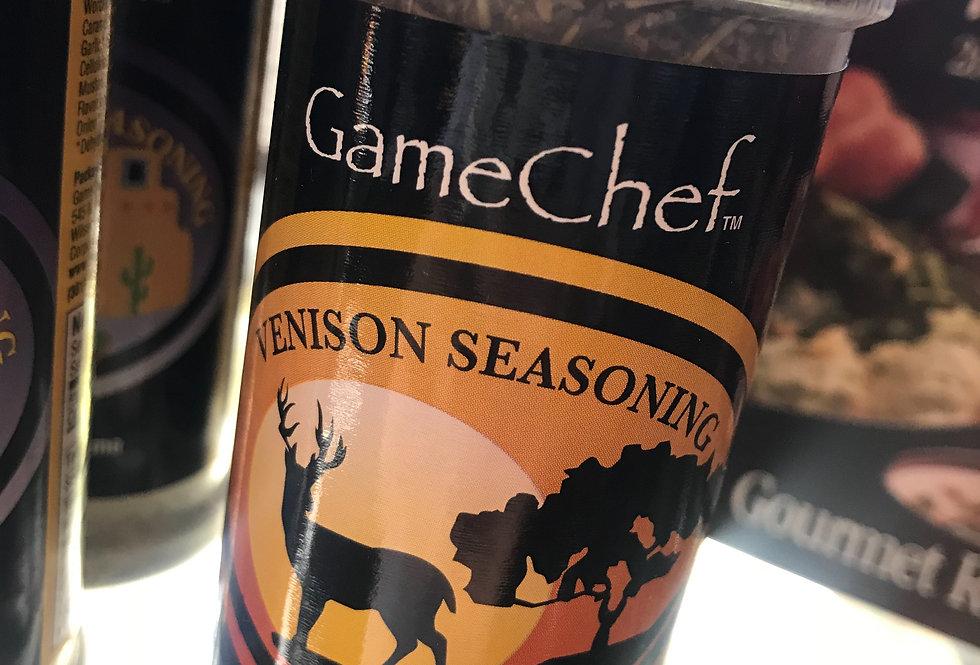 GameChef Venison Seasoning