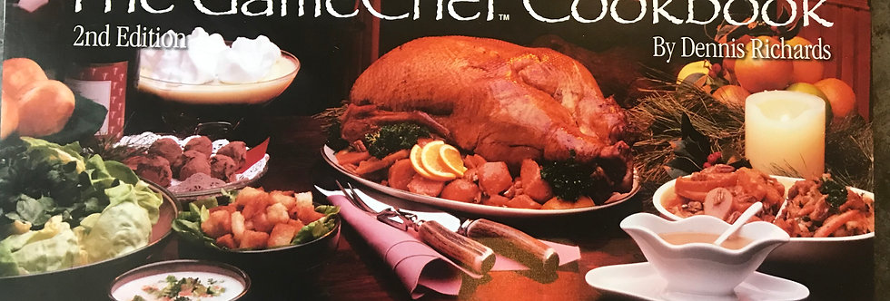 GameChef Cookbook