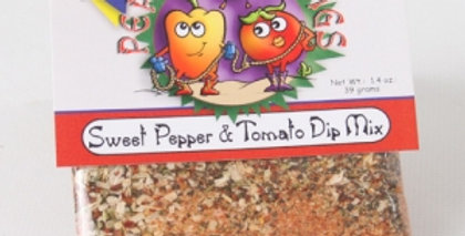 Sweet Pepper and Tomato Dip