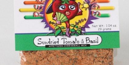 Sun-dried Tomato & Basil