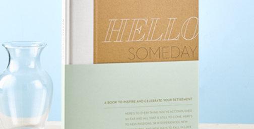 Hello Someday Book