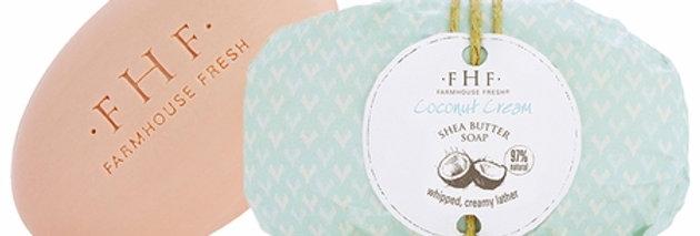 Coconut Cream Soap