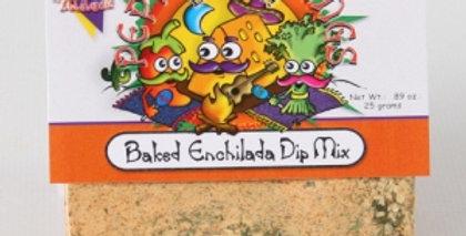 Baked Enchilada Dip