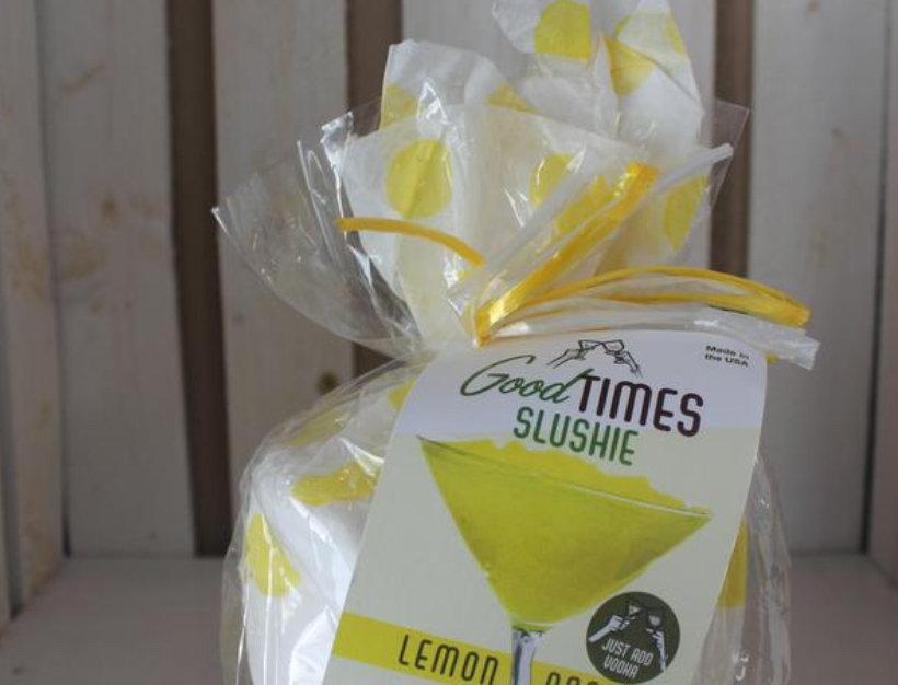 Lemon Drop ( just add vodka)