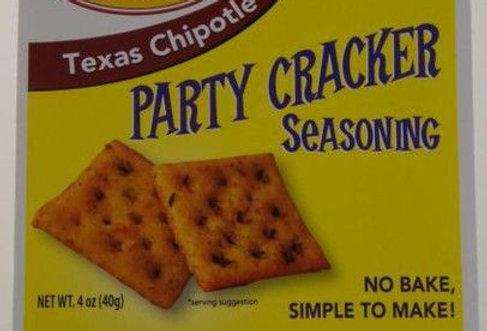 Savory Texas chipotle