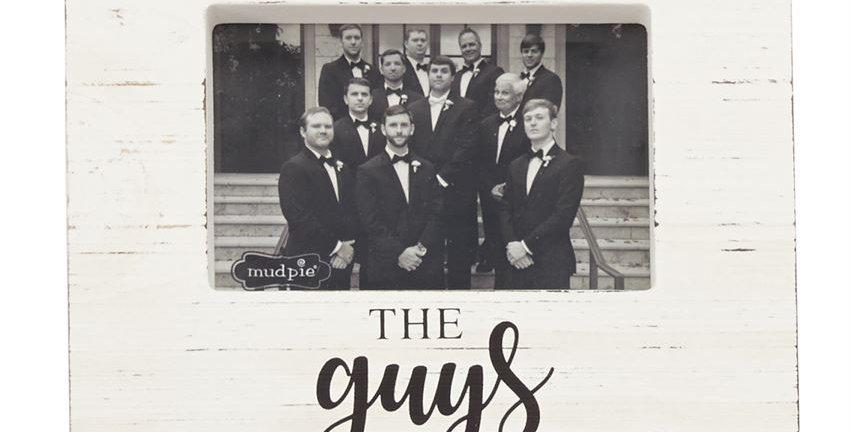 'The guys' block frame