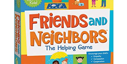 Friends and Neighbors Game