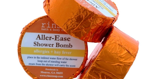 Aller-Ease Shower Bomb