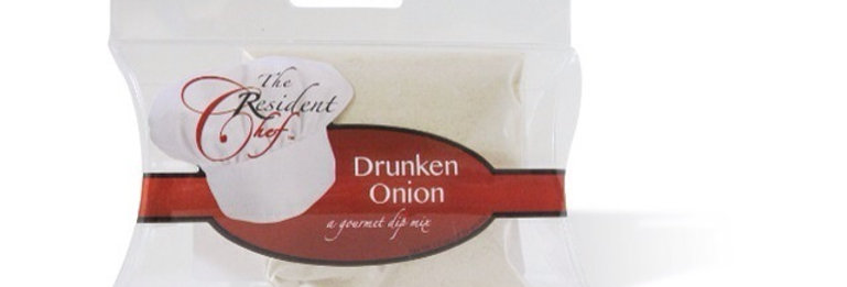 Drunken Onion Dip