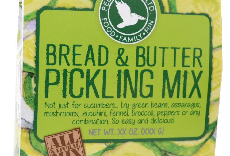 Bread & Butter Pickling Mix