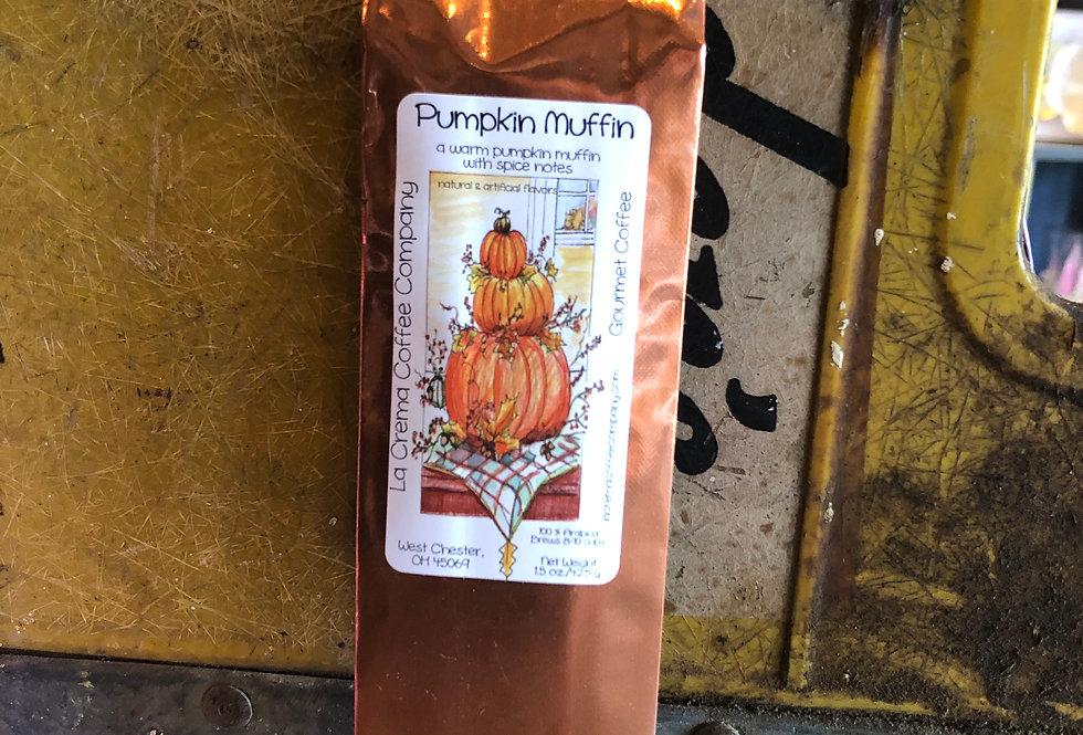 Pumpkin Muffin Coffee 1.5 oz