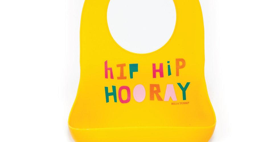 Hip Hip Hooray Wonder Bib