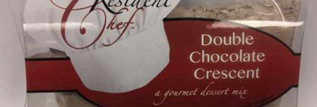 Double Chocolate Crescent Dessert Mix
