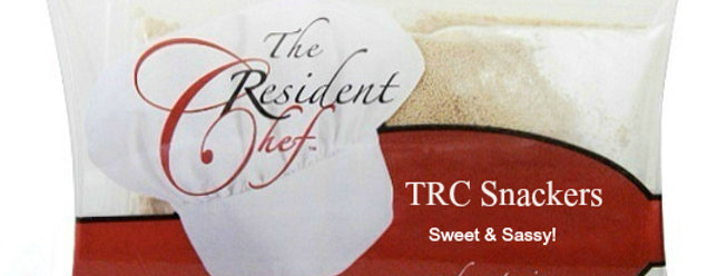 TRC Sweet & Sassy Snackers (Salted Caramel)